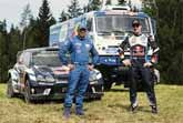 Can A Russian Truck Compete With A German Rally Car?